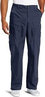 Ripstop Men's Multi-Cargo Scrub Pant