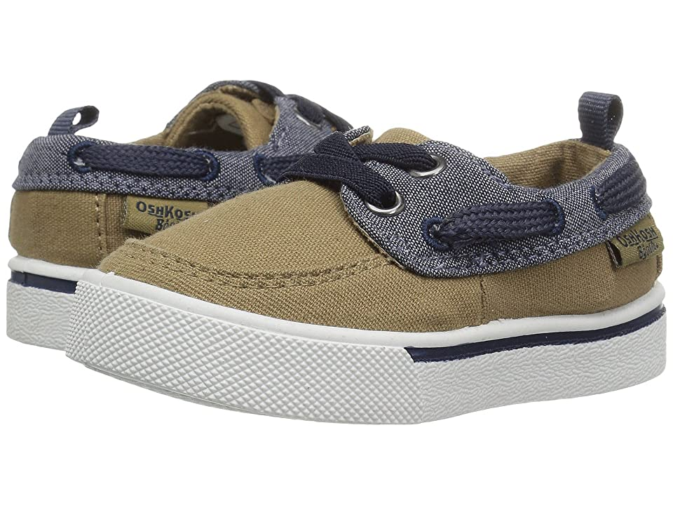 OshKosh Albie-B (Toddler/Little Kid) (Gray/Navy) Boy