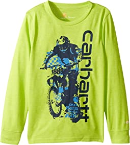Carhartt Kids - Force Motocross Tee (Little Kids)