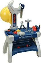 Theo Klein - Bosch Junior Workbench Premium Toys For Kids Ages 3 Years & Up