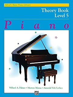 Alfred'S Basic Piano Library Theory 5