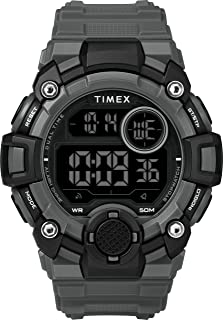 Timex Mens Quartz Watch, Digital Display And Resin Strap - TW5M27500
