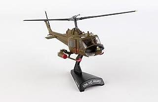 Daron Worldwide Trading Daron Postage Stamp UH-1 Huey Gunship 1:87 Vehicle
