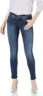 Women's Suki Curvy Fit Mid Rise Super Skinny Jean