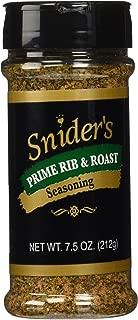 Snider's Prime Rib & Roast