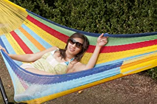 Breezy Point Mayan Mexican Single Hammock Surprise Me