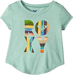Roxy Kids - Fiesta Beach Fashion Crew (Toddler/Little Kids/Big Kids)