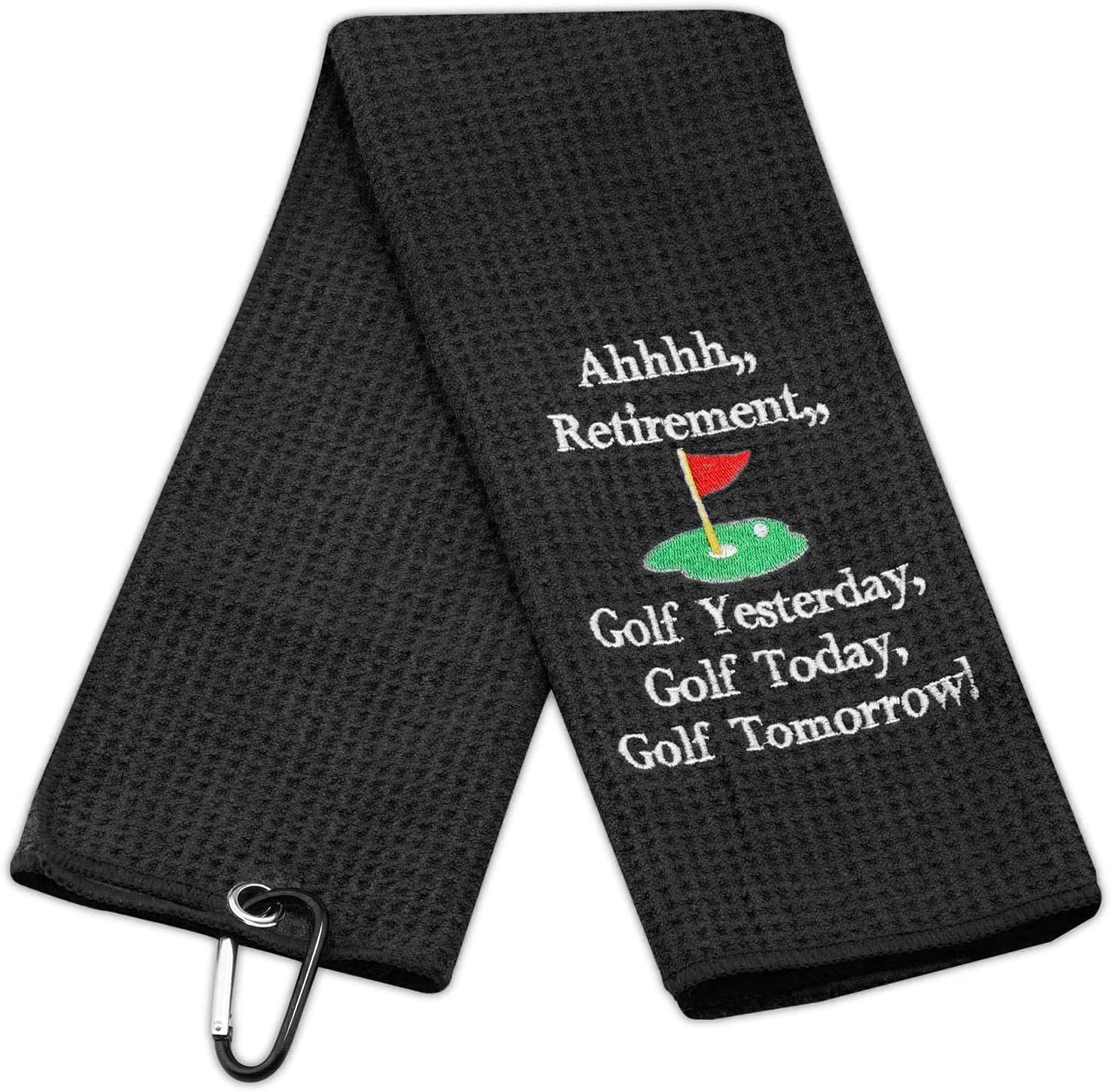 Ahhhh Retirement Golf Yesterday Today Sales for Max 66% OFF sale Tomorrow Embroid