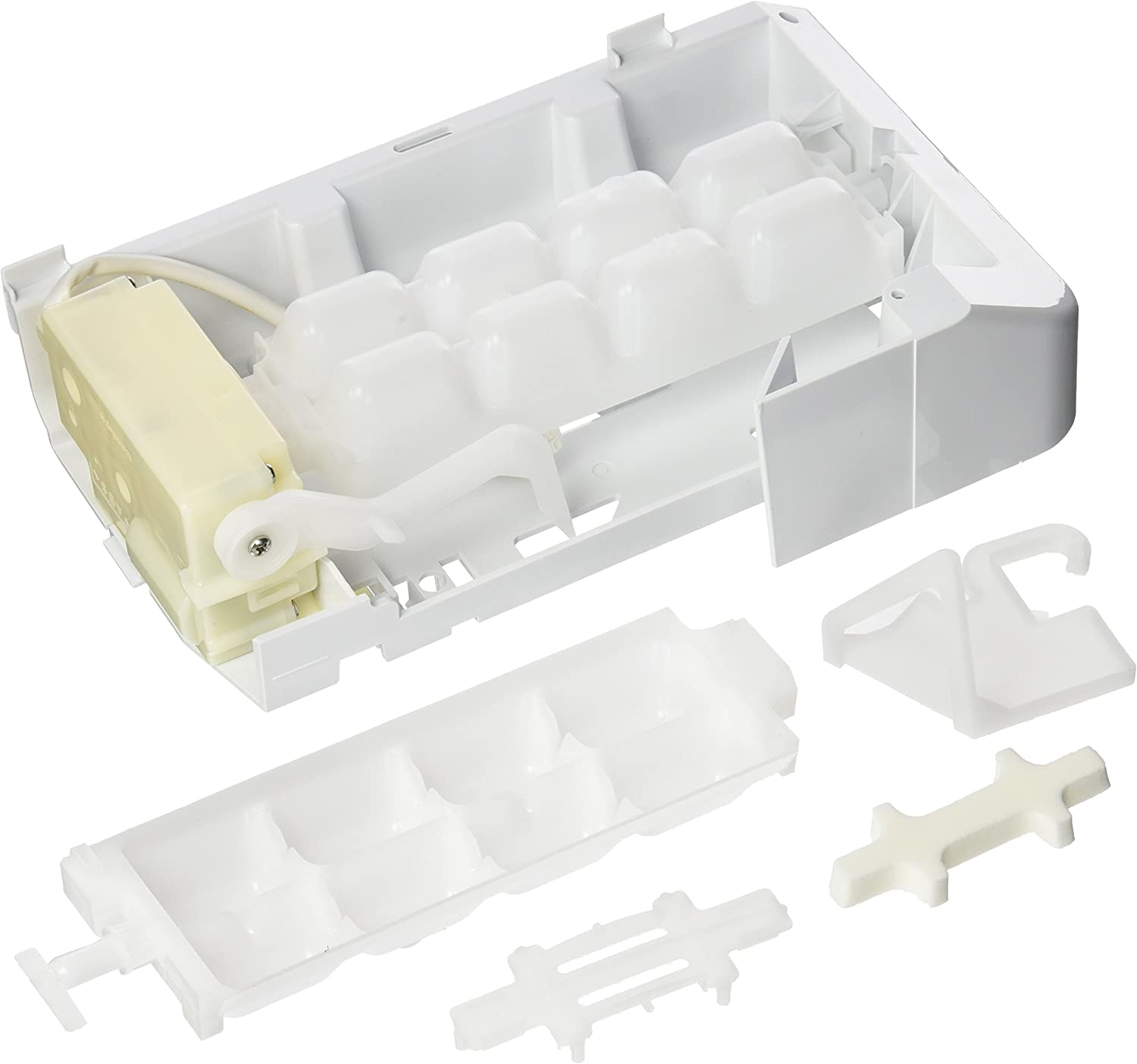 820833P Fisher Paykel Refrigerator At the price of surprise Maker white Ice New Free Shipping Assembly