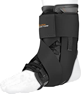 Shock Doctor 851 Ultra Wrap Laced Ankle Brace