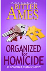 Organized for Homicide: A Cozy Mystery (Organized Mysteries Book 2) Kindle Edition