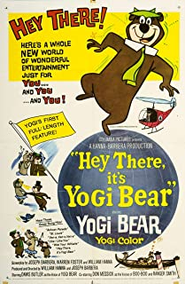 Hey There, It's Yogi Bear 1964 Authentic 27