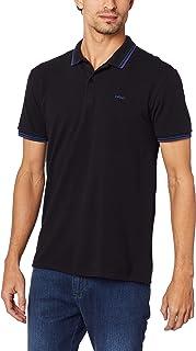 Camisa Polo Lisa, Colcci, Masculino