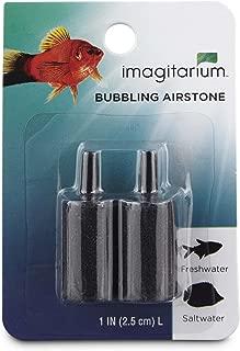 Imagitarium Bubbling Column Airstone 2-Pack, 2