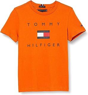 Tommy Hilfiger TH Logo Tee S/S Camicia Uomo