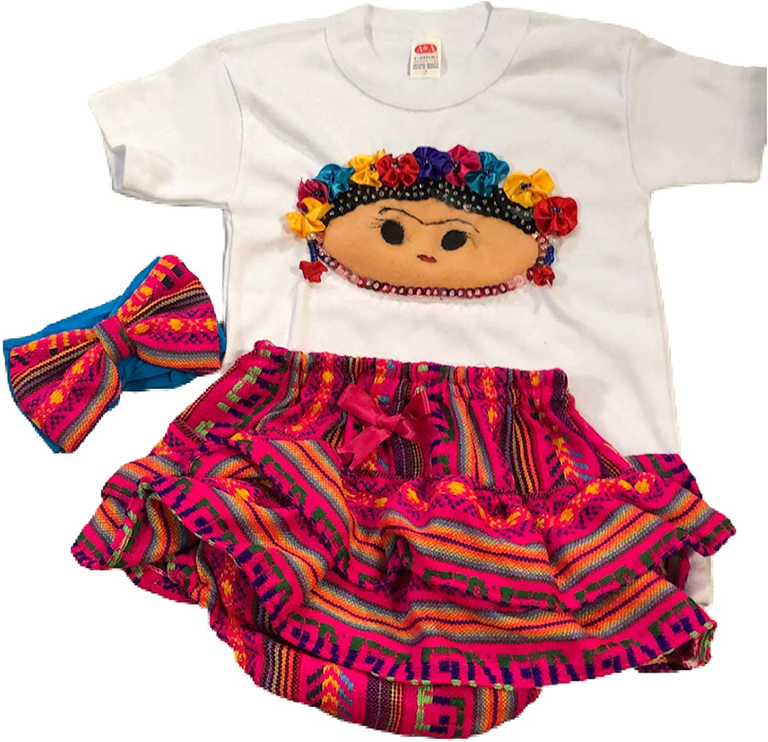 Mexican artisans Limited time sale Infant Bloomer or Diaper Size of Day 3 Set PC 2 Max 80% OFF