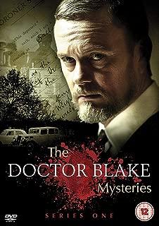 The Doctor Blake Mysteries (Series 1) - 3-DVD Set ( The Doctor Blake Mysteries - Series One ) [ NON-USA FORMAT, PAL, Reg.2 Import - United Kingdom ] by Nadine Garner