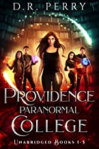 Providence Paranormal College (Books 1-5) (Providence Paranormal College Boxed Sets Book 1)
