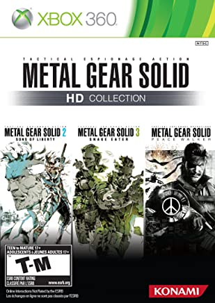 Metal Gear Solid: Hd Collection - Xbox 360