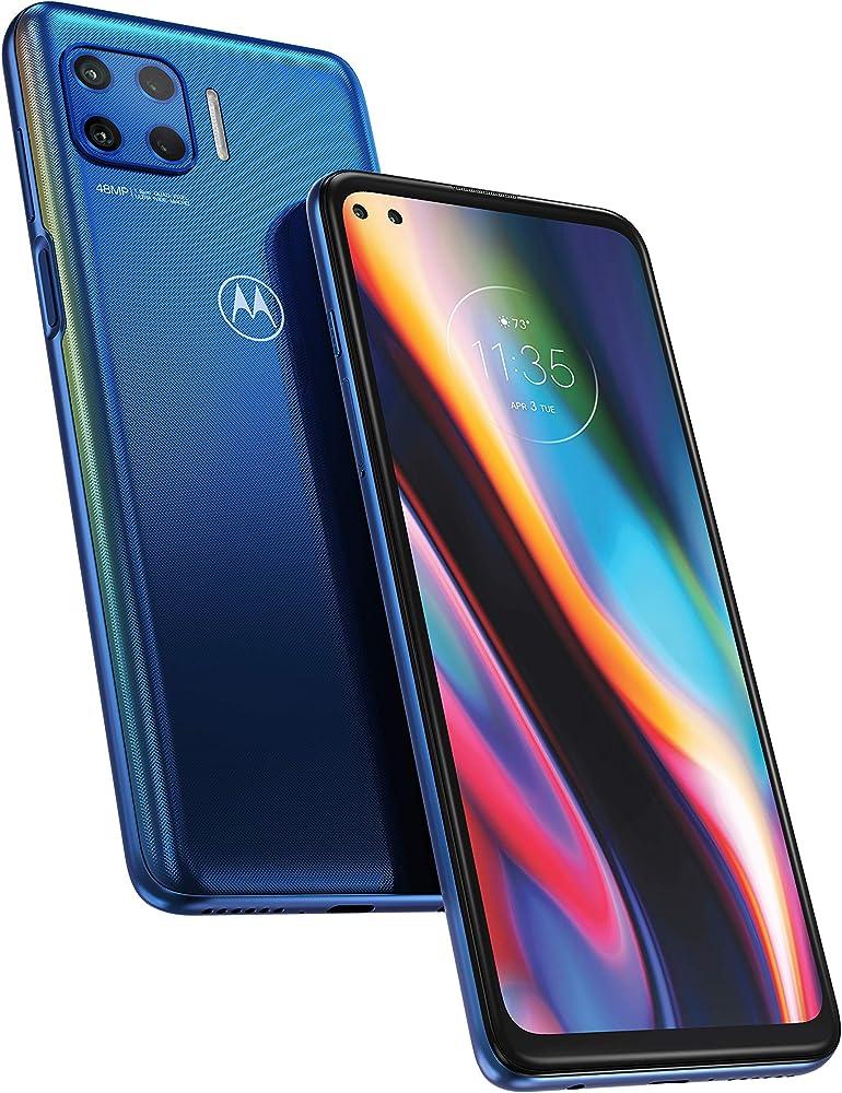Motorola moto g 5g plus,qualcomm snapdragon sd765, dual sim, 4/64gb, android 10