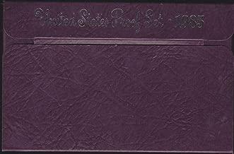 1985 S United States Mint Proof Set Proof