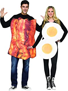 Fun World - Bacon And Eggs Costumes