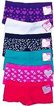 Just Love Seamless Panties for Girls/Girls Panties (Pack of 6)