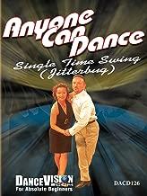 Anyone Can Dance Single Time Swing (Jitterbug)