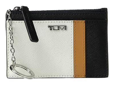Tumi Belden Zip Card Case (Spectator) Handbags