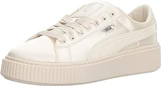 PUMA Basket Platform Tween Kids Sneaker