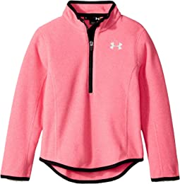 Under Armour Kids - Heathered Fleece 1/4 Zip (Little Kids)