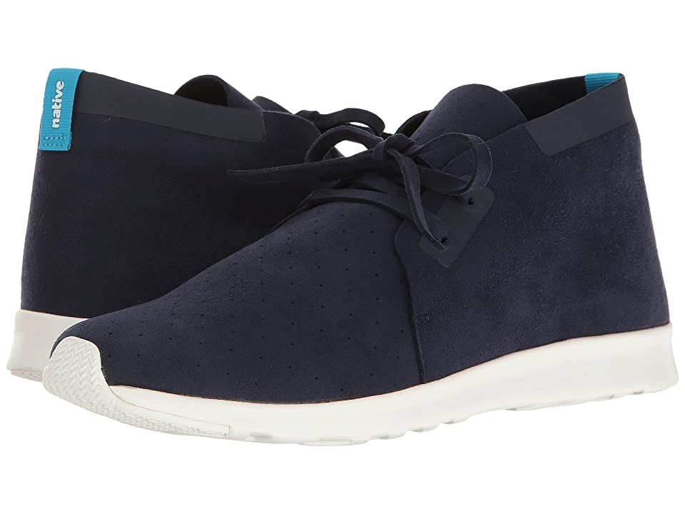 Native Shoes Apollo Chukka (Regatta Blue/Shell White/Shell White Rubber) Shoes