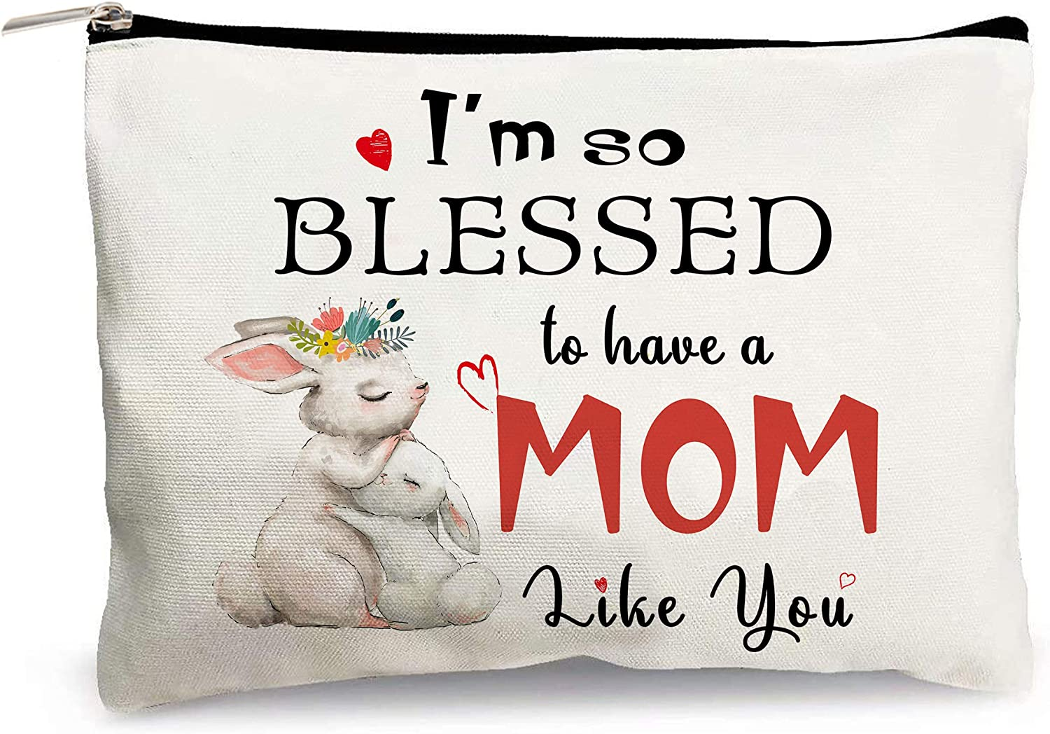 Crapopo Gift for Mother Cosmetic Bag-I'm Mo New popularity A Virginia Beach Mall to Have So Blessed