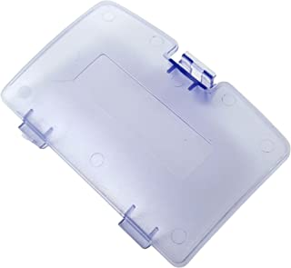Clear Atomic Purple Game Boy Color Battery Door Replacement Part