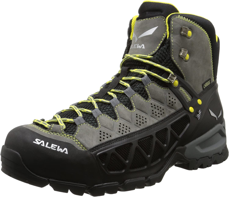 Salewa Men's Alp Flow Mid GTX Alpine Trekking Boots