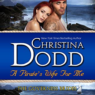 A Pirate's Wife for Me: The Governess Brides, Book 11