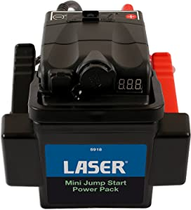 Laser 5918 Mini Jump Start Power Pack