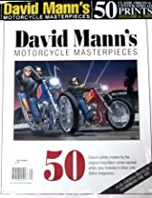 David Mann's Motorcycle Masterpieces No. 3 50 Classic Prints