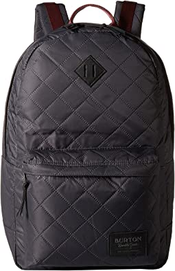 Faded Quilted Flight Satin