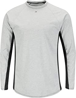 Bulwark FR Bulwark Flame Resistant 5.5 oz Cotton/Polyester Long Sleeve Base Layer