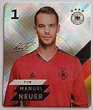 Rewe EM 2020 DFB - Sammelkarten - Glitzer - Manuel Neuer - N