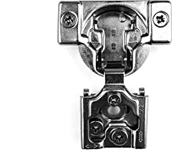 "Face Frame Soft Close Cabinet Hinge 1 Pair Berta 105 Degree 1//2/"" Overlay"
