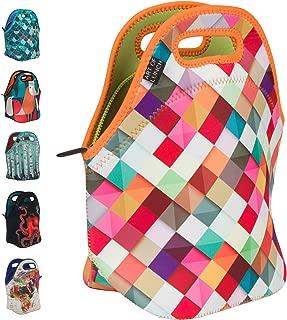 Art of Lunch Insulated Neoprene Lunch Bag for Women, Men and Kids – Reusable Soft..