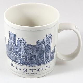 Starbucks Boston USA Architect Collector Series Mug