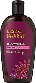 Sponsored Ad - Desert Essence Smoothing Shampoo - 10 Fl Oz - Hi-Gloss Technology - Increases Shine 5x - Apple Cider Vinega...