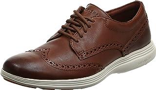 حذاء تور وينج اوكسفورد وودبوري مسطح للرجال من كول هان