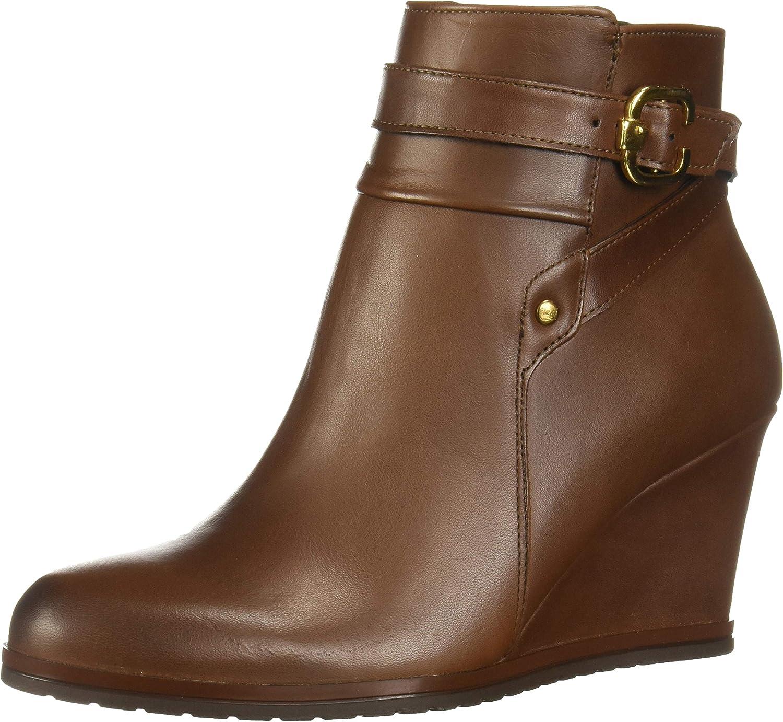 Flexi Karly Woherrar Genuine Genuine Genuine Cowhide Wedge Boot45910  wholesape billig