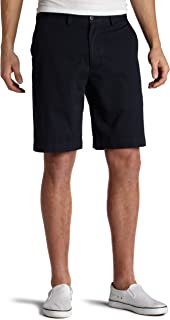 Men's Cotton Twill Flat Front Chino Short