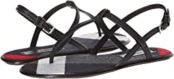 Burberry Leather Sandals