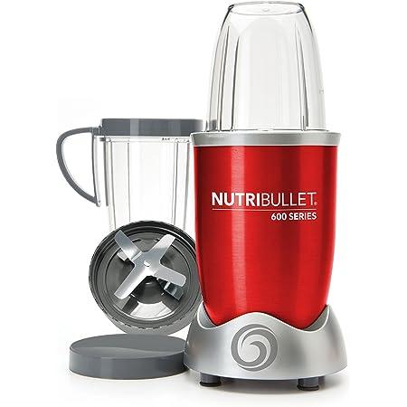 Nutribullet 600W Rouge 8 pièces